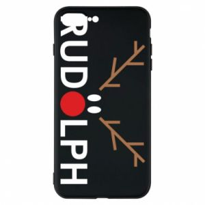 iPhone 7 Plus case Rudolph