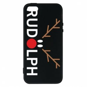 iPhone 5/5S/SE Case Rudolph
