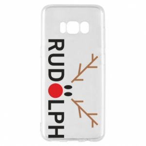 Phone case for Samsung S8 Rudolph