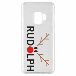 Phone case for Samsung S9 Rudolph