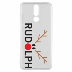 Phone case for Huawei Mate 10 Lite Rudolph