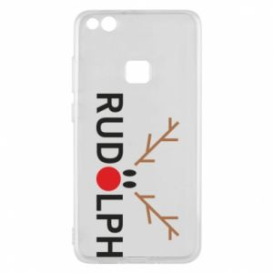 Phone case for Huawei P10 Lite Rudolph