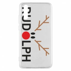 Phone case for Huawei P20 Rudolph