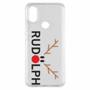Phone case for Xiaomi Mi A2 Rudolph