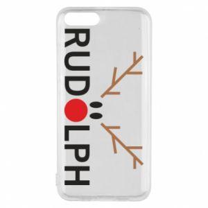 Phone case for Xiaomi Mi6 Rudolph