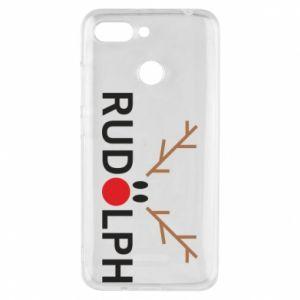 Phone case for Xiaomi Redmi 6 Rudolph