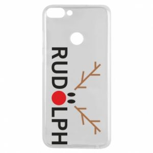 Huawei P Smart Case Rudolph