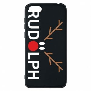 Phone case for Huawei Y5 2018 Rudolph