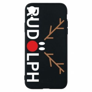 iPhone XR Case Rudolph