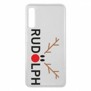 Phone case for Samsung A7 2018 Rudolph