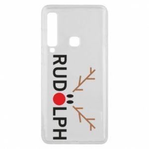 Phone case for Samsung A9 2018 Rudolph