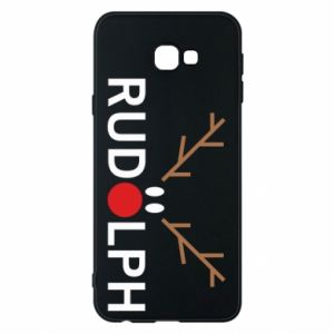 Samsung J4 Plus 2018 Case Rudolph