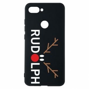 Phone case for Xiaomi Mi8 Lite Rudolph