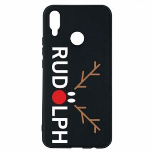 Huawei P Smart Plus Case Rudolph