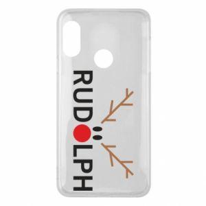 Phone case for Mi A2 Lite Rudolph