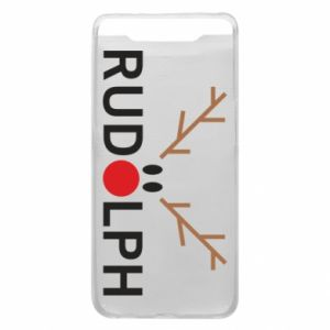 Phone case for Samsung A80 Rudolph