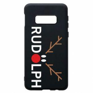 Phone case for Samsung S10e Rudolph