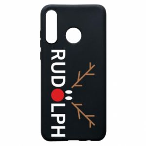 Phone case for Huawei P30 Lite Rudolph