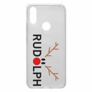 Phone case for Xiaomi Redmi 7 Rudolph