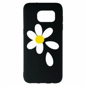 Samsung S7 EDGE Case Chamomile