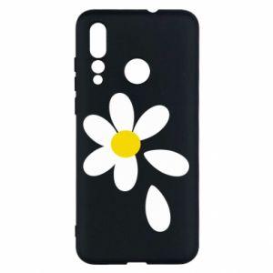 Huawei Nova 4 Case Chamomile