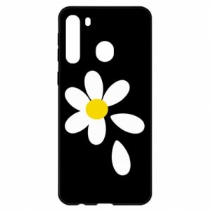 Samsung A21 Case Chamomile