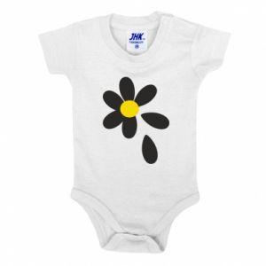 Baby bodysuit Chamomile