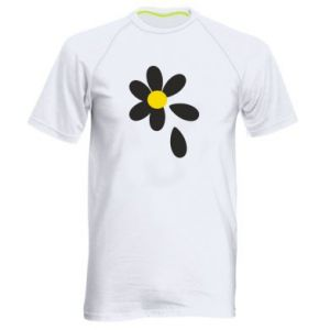 Men's sports t-shirt Chamomile
