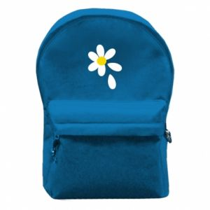 Backpack with front pocket Chamomile