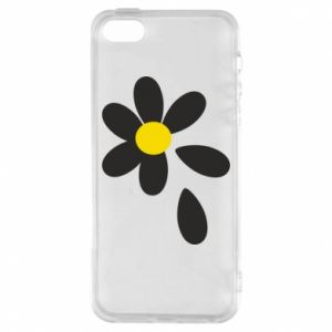 Phone case for iPhone 5/5S/SE Chamomile