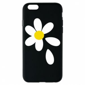 Phone case for iPhone 6/6S Chamomile