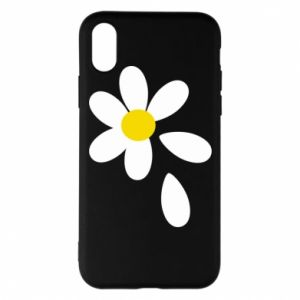 Phone case for iPhone X/Xs Chamomile
