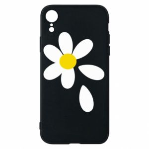 Phone case for iPhone XR Chamomile