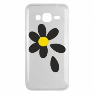Phone case for Samsung J3 2016 Chamomile