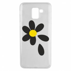 Phone case for Samsung J6 Chamomile