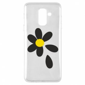 Phone case for Samsung A6+ 2018 Chamomile