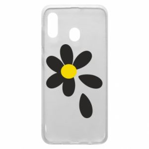 Phone case for Samsung A20 Chamomile
