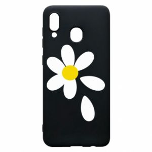 Phone case for Samsung A30 Chamomile