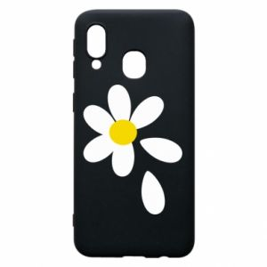 Phone case for Samsung A40 Chamomile