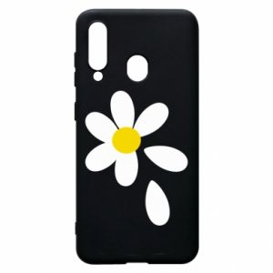 Phone case for Samsung A60 Chamomile