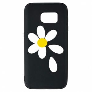 Phone case for Samsung S7 Chamomile