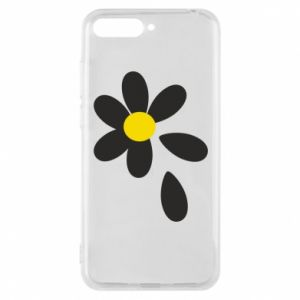 Phone case for Huawei Y6 2018 Chamomile