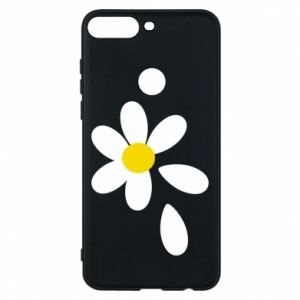 Phone case for Huawei Y7 Prime 2018 Chamomile