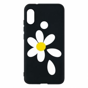 Phone case for Mi A2 Lite Chamomile