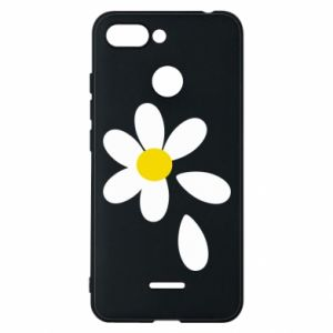 Phone case for Xiaomi Redmi 6 Chamomile