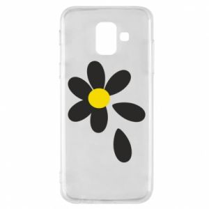 Phone case for Samsung A6 2018 Chamomile