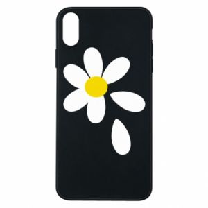 iPhone Xs Max Case Chamomile