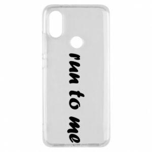 Phone case for Xiaomi Mi A2 Run to me