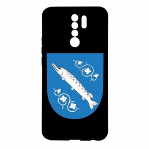 Etui na Xiaomi Redmi 9 Rybnik herb
