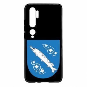 Etui na Xiaomi Mi Note 10 Rybnik herb